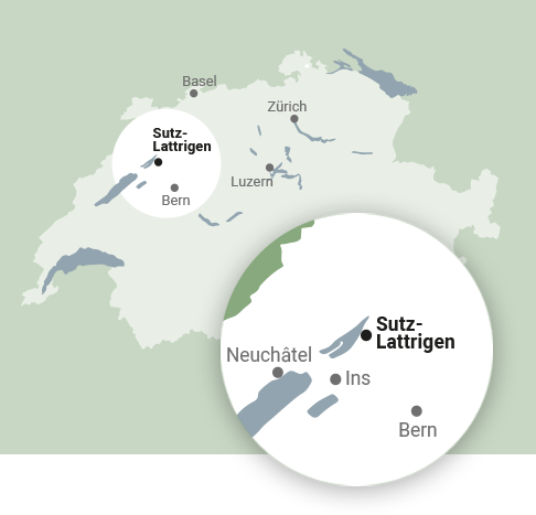 Image of Swiss Map
